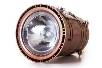 Соларен фенер за къмпинг