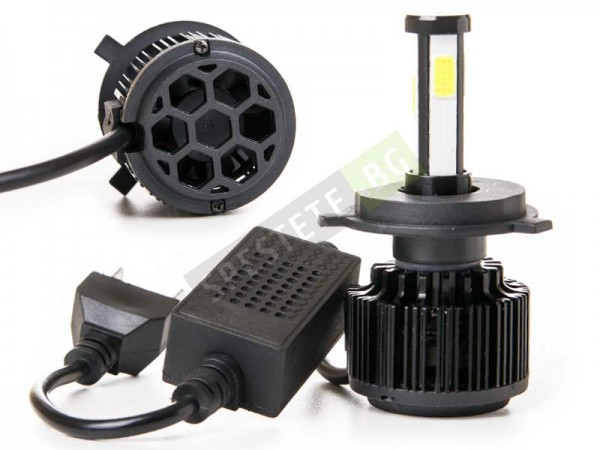Универсални LED крушки за фарове и халогени