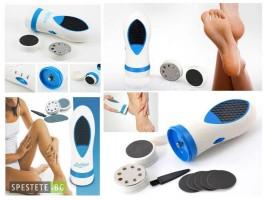 Уред за премахване на загрубялата кожа - Pedi Spin