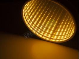 Декоративно огледало с LED светлини