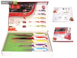 Комплект прецизни ножове с магнитна дъска - Boloco