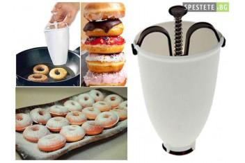Перфектни понички с Donut Maker