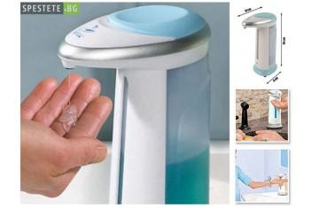 Практичният диспенсър за сапун - Soap Magic