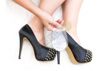 Силиконови стелки за дамски обувки