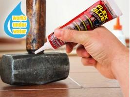 Водоустойчиво монтажно лепило Flex Glue