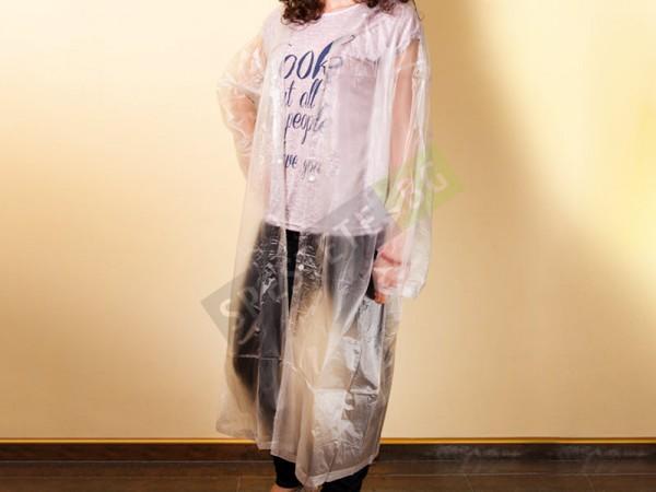 Дъждобран за еднократна употреба