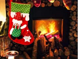 Коледен ботуш