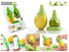 Комплект 2бр. спрей за лимонов сок и чинийка - Lemon Spray