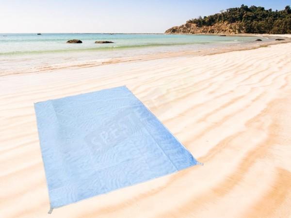 Плажна постелка незадържаща пясък