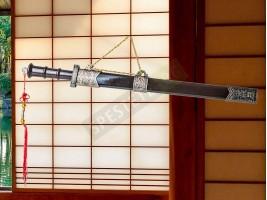 Сувенирна сабя с декоративна ножница