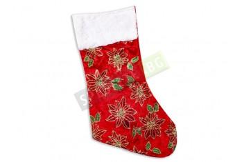 Коледен чорап 3бр.