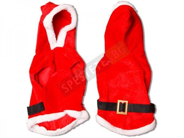 Коледен костюм за куче