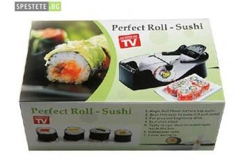 Машинка за навиване на сърми и суши - Perfect Roll Sushi