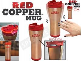 Термо чаша Red Copper
