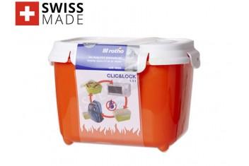 Кутия за микровълнови с вентилация