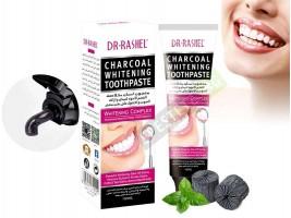 Черна паста за зъби