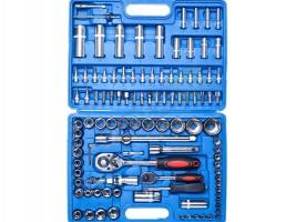 Комплект инструменти гедоре 108 части