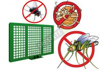 Пластина против насекоми