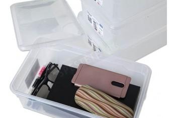 Прозрачна кутия с капак