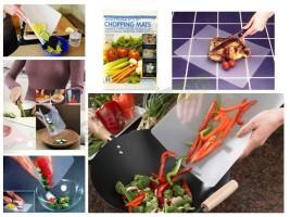Гъвкава кухненска дъска за рязане