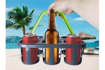 Пластмасова стойка за напитки