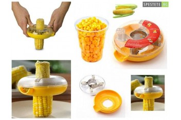 Уред за ронене на царевица