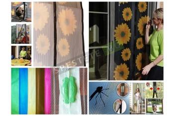 Елегантна мрежа за врата против насекоми