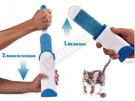 Иновативна четка за почистване на косми