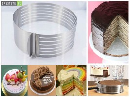 Матрица за рязане на блат за торта