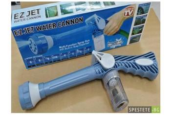 Накрайник за маркуч - Ez Jet Water Cannon
