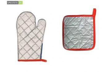 Ръкавица и ръкохватка за горещи повърхности