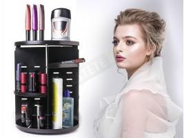 Въртящ се органайзер за козметика