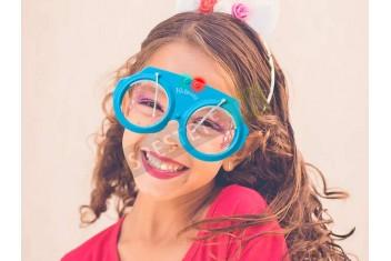 Забавни очила с чистачки