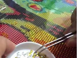 Диамантени гоблени мозайка