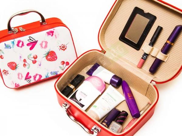 Комплект 2бр. козметични куфарчета
