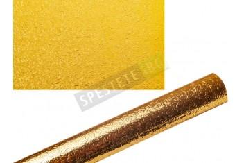 Златно самозалепващо фолио