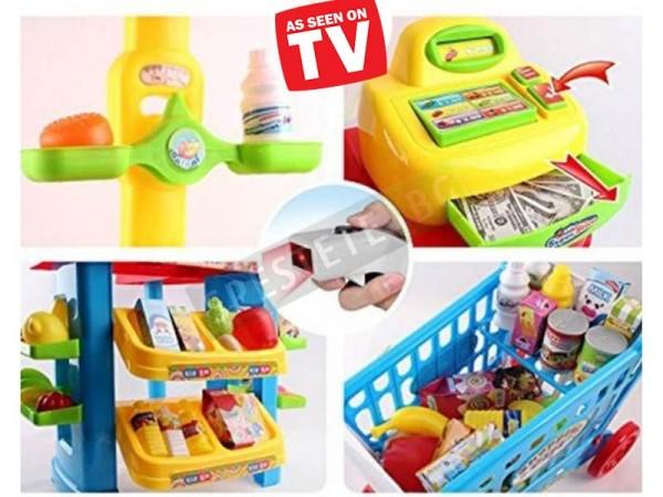 Детски магазин играчка