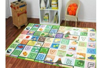 Двулицево детско килимче