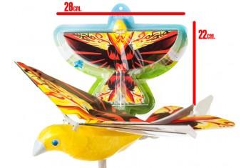 Играчка летящ Папагал