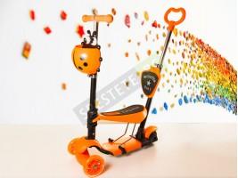 Детска тротинетка скутер 3в1
