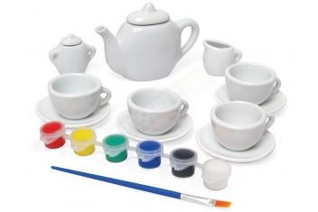Детски комплект сервиз за чай