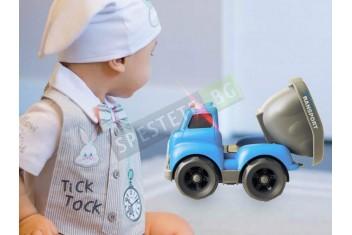 Детско камионче самосвал