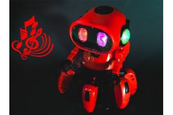 Танцуващ робот Тибо