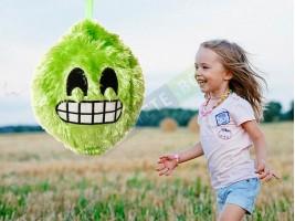 Детска плюшена топка