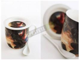 Подаръчна чаша спайдърмен