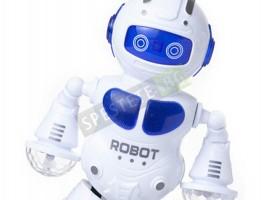 Забавен танцуващ робот