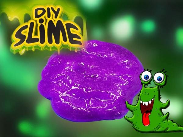 Хлъзгава лепкава слуз Slime за игра