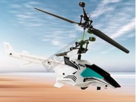Играчка хеликоптер с дистанционно