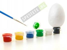 Комплект великденски яйца за оцветяване