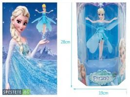 Летяща кукла - Елза от Замръзналото Кралство